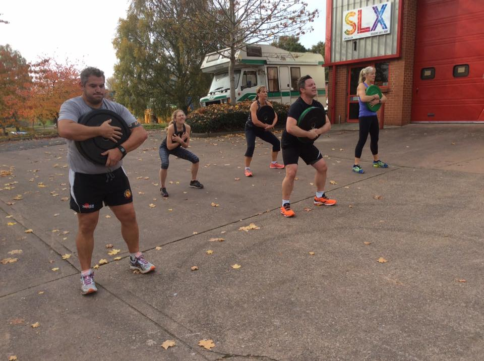 Boot Camp Exeter